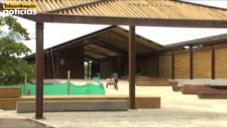 Parque Educativo de Vigía del Fuerte recibió el premio Bienal Colombiana de Arquitectura