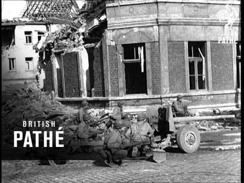 Cologne Captured (1945) / Köln wird besiegt