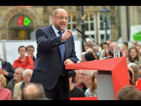 Martin Schulz LIVE in Bremen