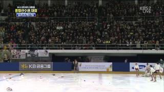 Фигурное катание 2013.Yuna Kim_ Free skating_Les Miserables(Она легка, как перышко. Глядя на неё захватывает дух, это реальное чудо на льду. По классу своего катания..., 2013-09-30T12:25:21.000Z)