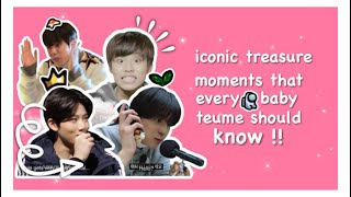 treasure moments every baby teume should know