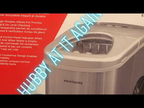 Review On The Frigidaire Ice Maker