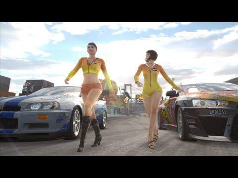 Need For Speed: ProStreet - Final Rival Challenge - Ryo Watanabe (Showdown King)