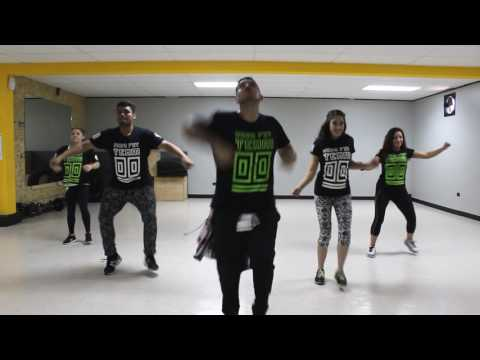 Deorro-Bailar Feat Elvis Crespo /Coreografia fitness /Zumba