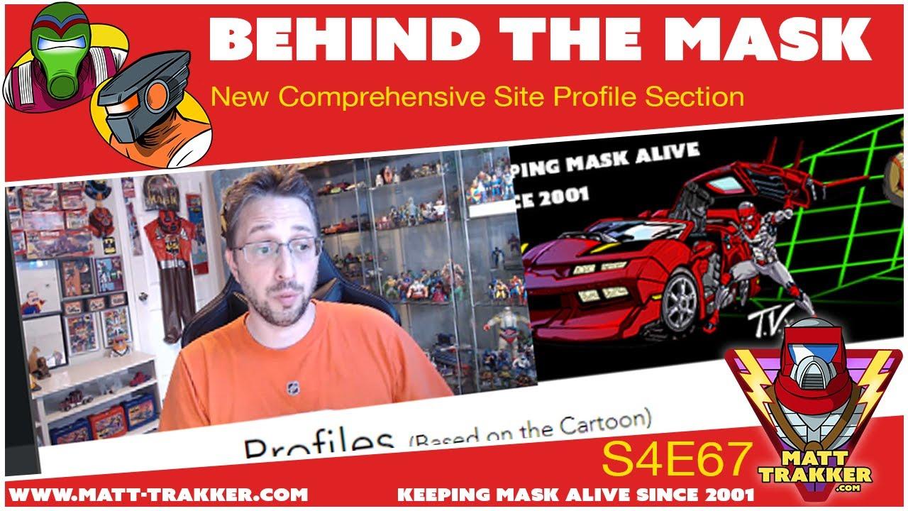 NEw Comprehensive Site Profile Secction