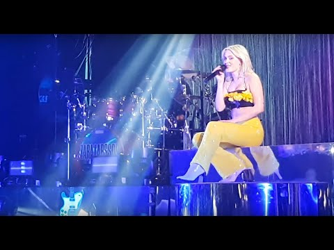 Zara Larsson - Uncover - Live in London