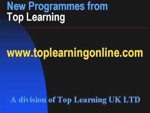 www.toplearningonline.com -  Innovators in Learning Solutions