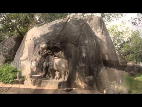 Varaha Cave Temple, Mahabalipuram