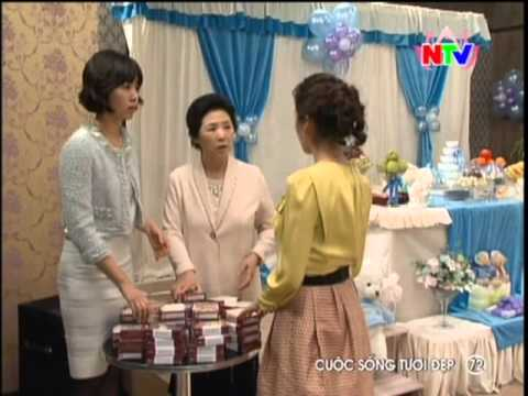 Cuộc sống tươi đẹp  - Tập 72 - Cuoc song tuoi dep - Phim Han Quoc
