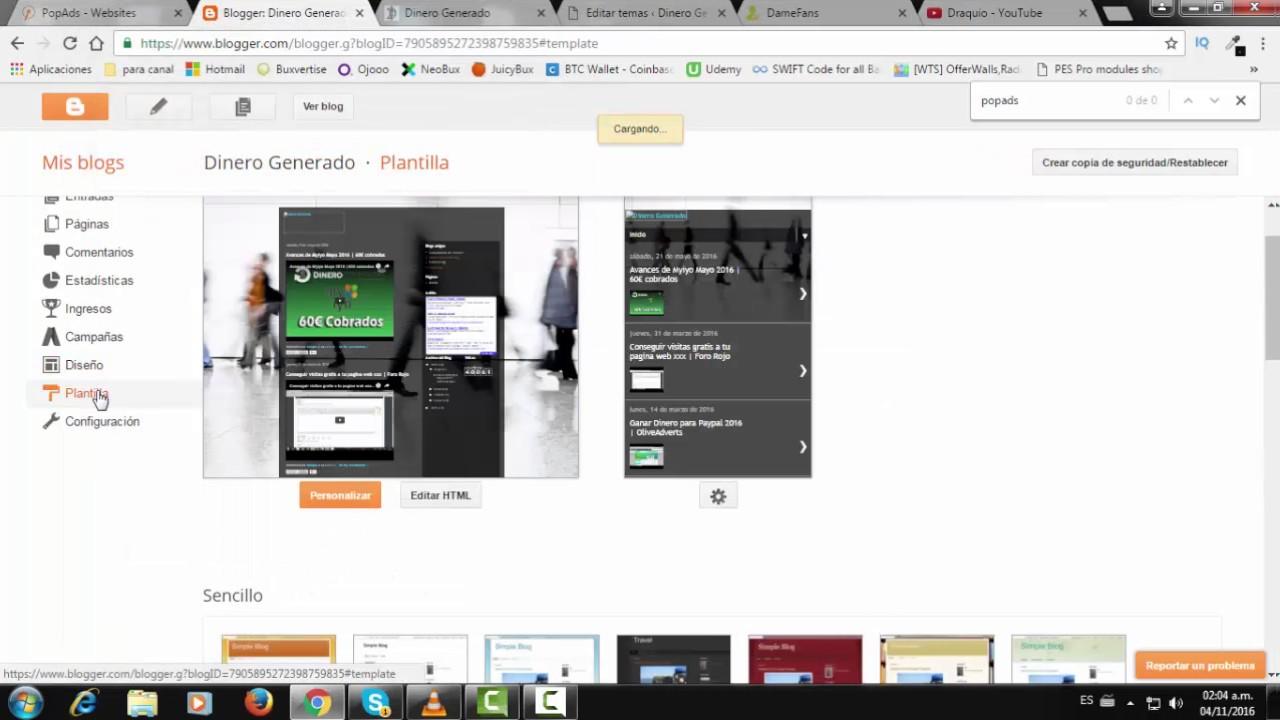 Como Monetizar Un Sitio Web 2017