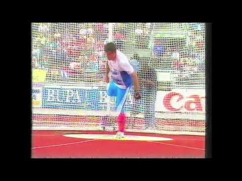 4920 European Track & Field Hammer Men Vasiliy Sidorenko