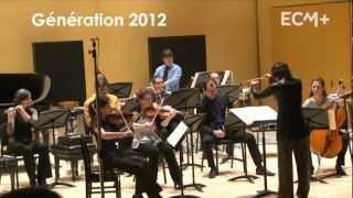 ECM+ Génération 2012 (extraits)