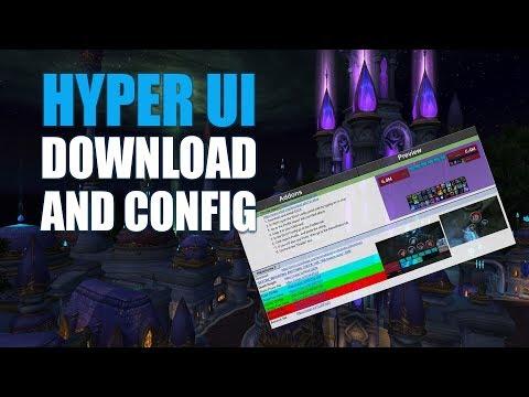 Hyper UI - Download and Configure 7.3.5 Update