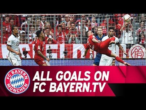 Eintracht Frankfurt - FC Bayern | Highlights on FC BAYERN.TV