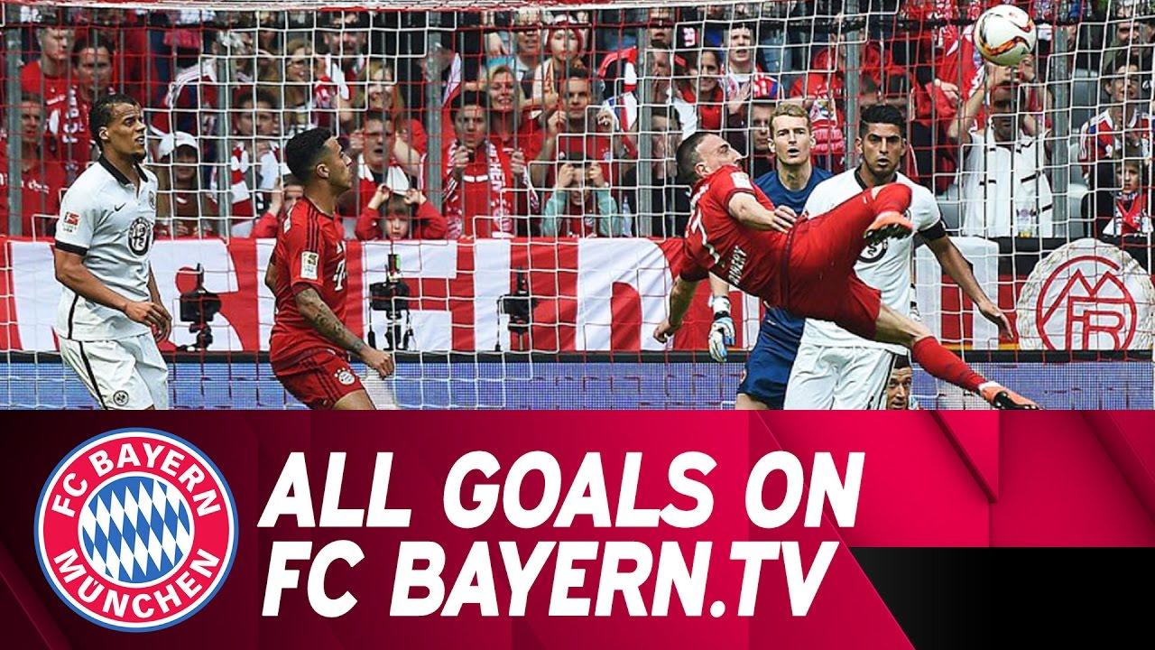 frankfurt bayern highlights