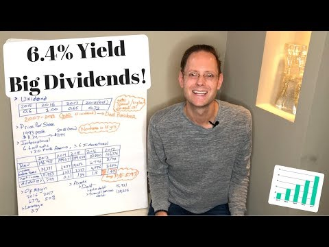 Ford's 6.4% Dividend Yield & 5.97 PE (What Could Possibly Go Wrong With This Stock?)