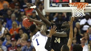 Playing against UCF's Tacko Fall just isn't fair sometimes