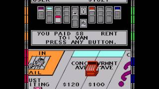 Monopoly - Monopoly (NES / Nintendo) - Vizzed.com - User video