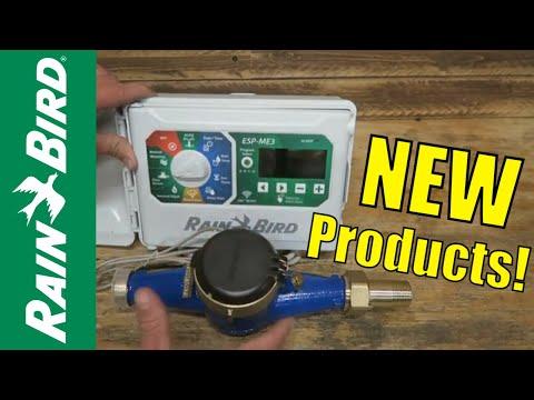 FIRST LOOK At Rain Bird ESP-ME3 Controller And Flow Sensor