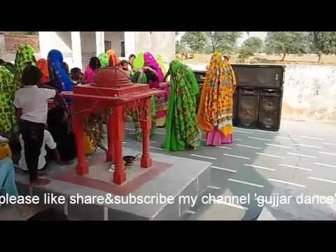 Gurjar Ladies Dance On Mewati Rasiya