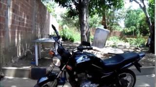 Desligar a moto pelo celular - anti furto