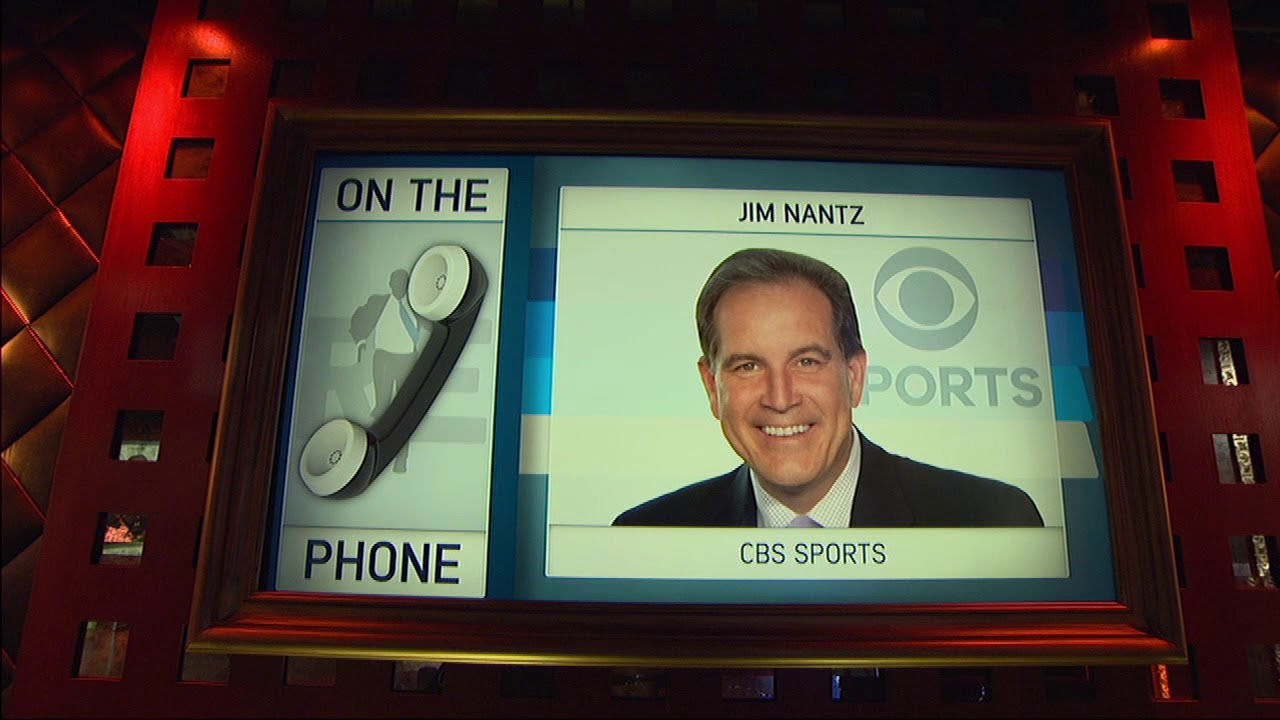 CBS Sports' Jim Nantz on the 2019 NFL Season Schedule | The Rich Eisen Show | 4/18/19