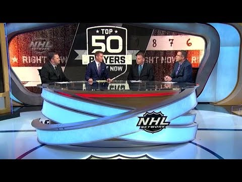Top 50 Players:  Recapping 50-35:  NHL.com writers debate about the top 50-35 players  Sep 13,  2018