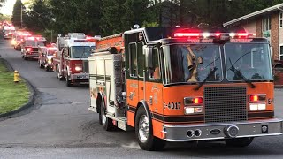 Englewood Block Party Fire Truck Parade 2018