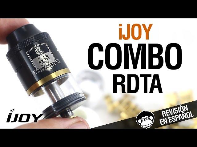 iJoy Combo RDTA (con todas las bases) - revision