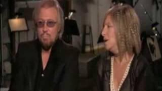 Barry Gibb Barbra Streisand Intreview.mp3