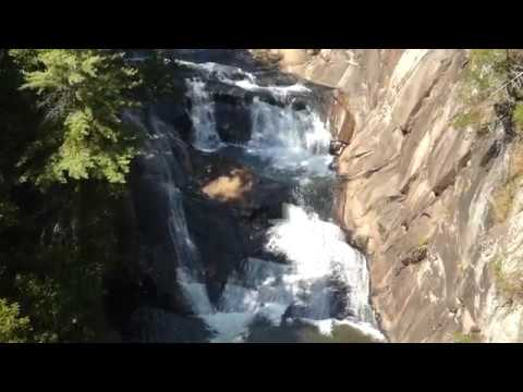 Hiking Tallulah Gorge State Park, Ga.