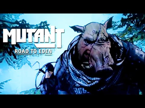 Mutant Year Zero: Road To Eden - Official First Look At Gameplay