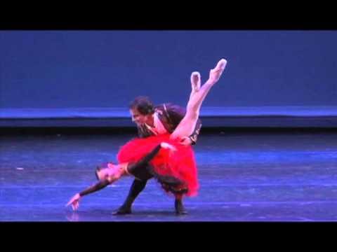 Xiomara Reyes & Rolando Sarabia Don Quixote Pas de Deux