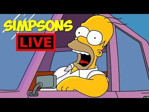 LIVE LES SIMPSON FR | STREAM H24 EN FRANCAIS !