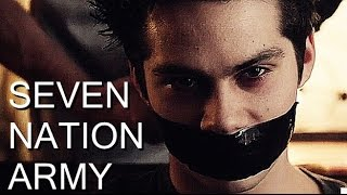 Teen Wolf • I came for Void!Stiles [+5x10]
