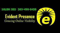 SEO Salem Oregon | 503-498-8458