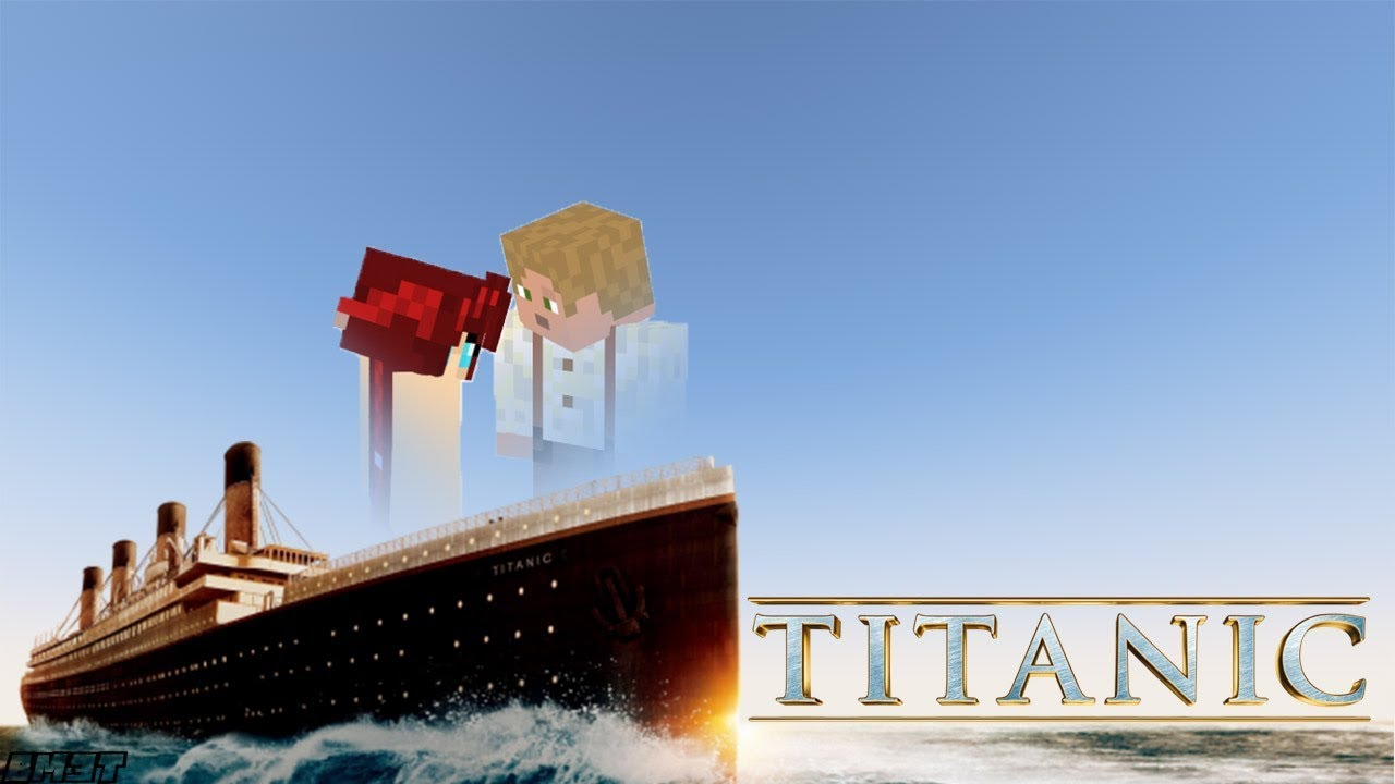 Minecraft Titanic Film Youtube