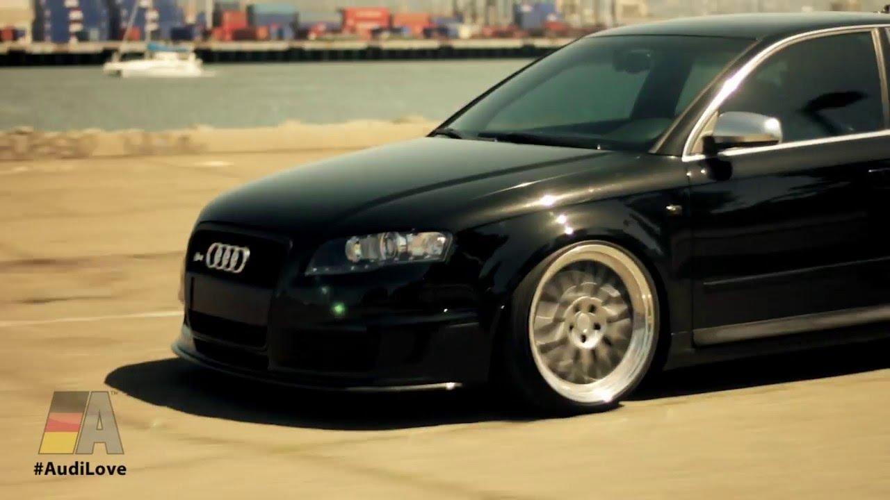 Audi Love Adam Woodhamss B7 S4 Dtm Youtube