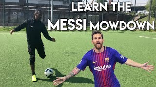 THE MOST FATAL FEINT EVERYONE CAN LEARN - PLAY LIKE MESSI