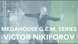 Baixar ☆ UNBOXING ☆ Megahouse G.E.M. Series Victor Nikiforov 1/8 Figure!