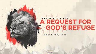 A Request for God's Refuge