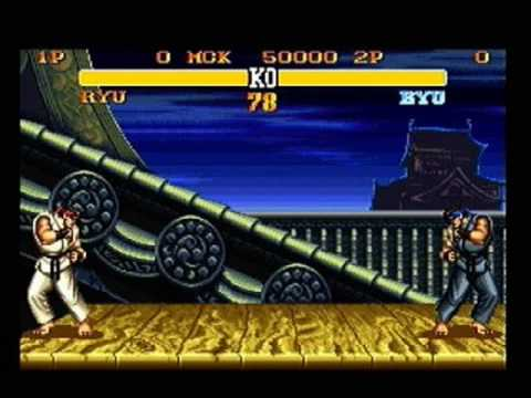 G J Ep 5 Street Fighter Ii Arcade Snes Gen Ryu Stage Theme
