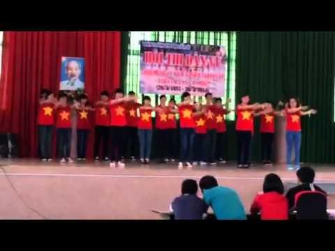 Dân Vũ - 12B9 - THPT Nguyễn Du - Tp.Bảo Lộc