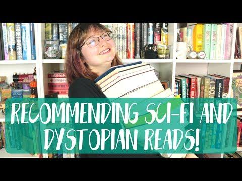 Recommending Science Fiction & Dystopian Books!