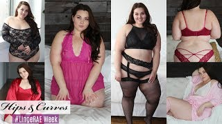 Hips & Curves Plus Size Lingerie Haul 2018