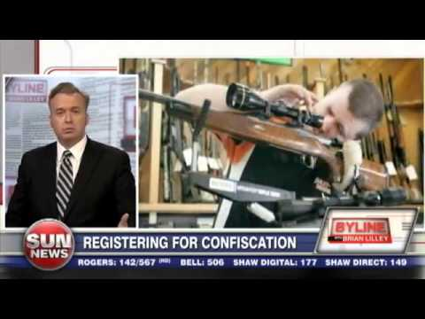 Canadian News Anchor Gives Warning To American Gun Owners | Canadian Gun Laws | American Gun Laws