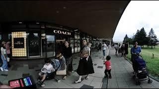 Karuizawa Prince Shopping Plaza - Karuizawa Outlet - 24 de agosto de 2018
