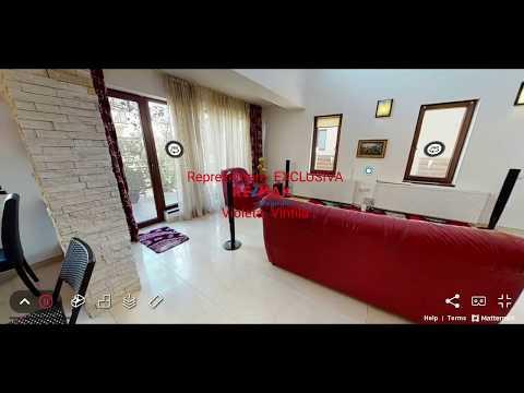 Vila de vanzare/ inchiriere - 4 camere- Otopeni -Luxor Residence