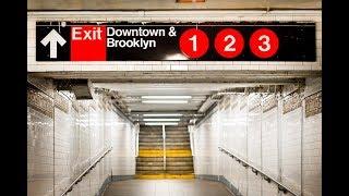 Подземные ужасы нью йоркского метро  Репортаж Дениса Малинина