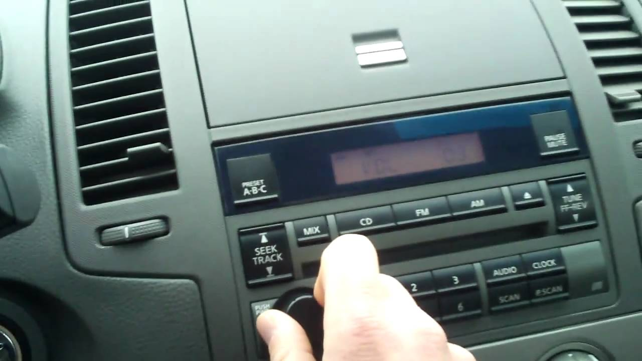 2005 Nissan Altima 2.5s   YouTube